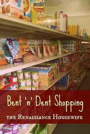 Bent 'n' Dent Haul - the Renaissance Housewife